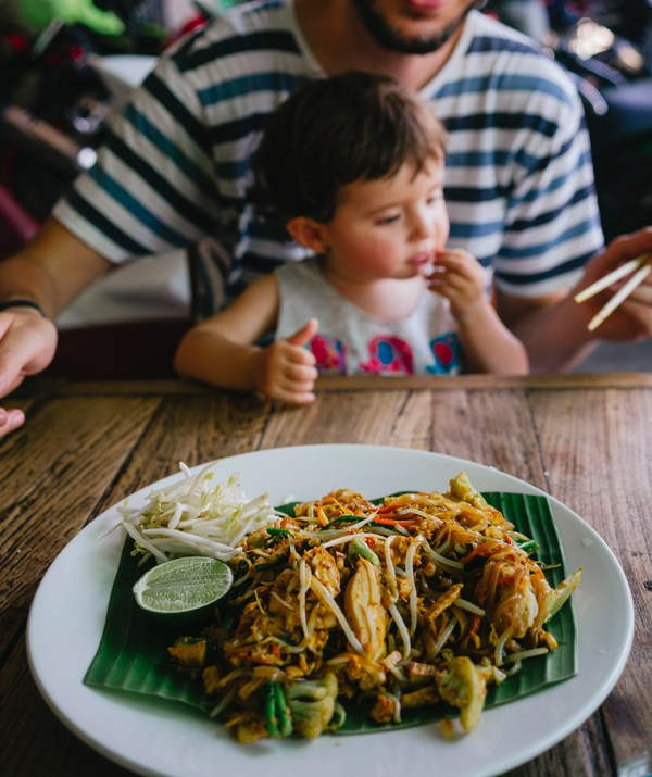 Kids love trying the different flavours and textures of Asian food. *(Image: Getty)*
