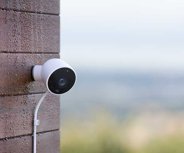 """Nest Cam Outdoor helps you look after your home and backyard 24/7, rain or shine. It gives you alerts when something happens, and lets you stream your security camera straight to your phone if you're out, or Google Home Hub if you're in another room. A great gadget for new families this festive season. <br><br> [Nest Cam Outdoor Security Camera](https://www.jbhifi.com.au/nest/nest-cam-outdoor-security-camera/664422/