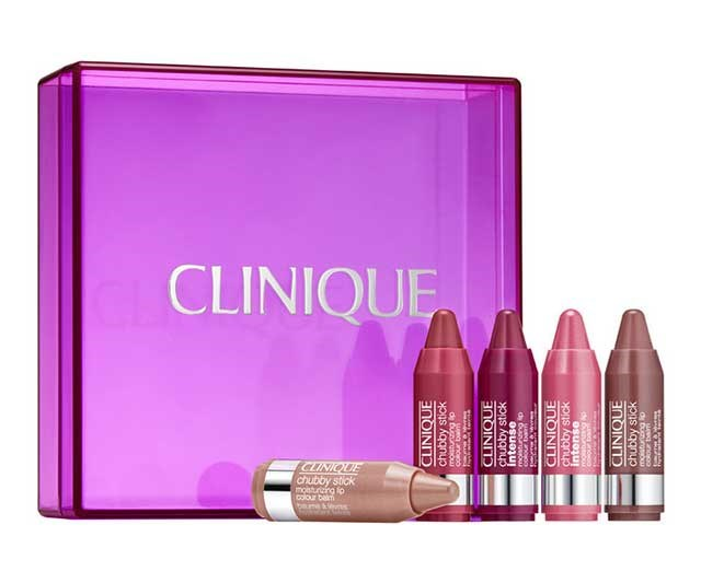 """Along with a love you never knew existed and the ability to survive on little-to-no sleep, applying the fastest face of makeup also becomes a newly-developed skill when you become a mum. Clinique's much-loved Chubby Sticks will be a welcome addition to any mum's makeup case. They make you look alive and glam in less than five seconds. Hooray! <br><br> [Clinique Chubby Colour](https://www.myer.com.au/p/clinique-640602820-1