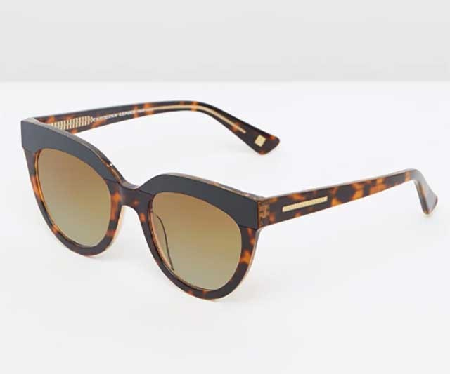 """Stylish, timeless, big enough to hide dark circles, and expensive enough that you feel spoilt, but not so expensive that you'll cry (much) if anything happens to them, we reckon these are the perfect sunnies. <br><br> [Carolina Lemke Berlin Sunglass](https://www.theiconic.com.au/cl7629-737955.html