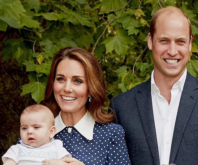 Prince Louis will get to open his presents on Christmas Eve. *(Image: Chris Jackson/Getty)*