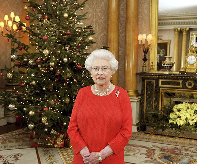 Christmas with the Queen is an affair to remember.