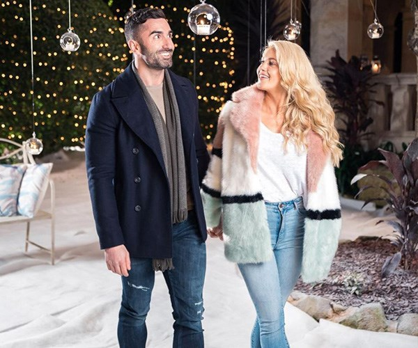 It was the photoshoot episode when Taite and Ali had some one-on-one time that they hit it off. *(Image: Instagram @bacheloretteau)*