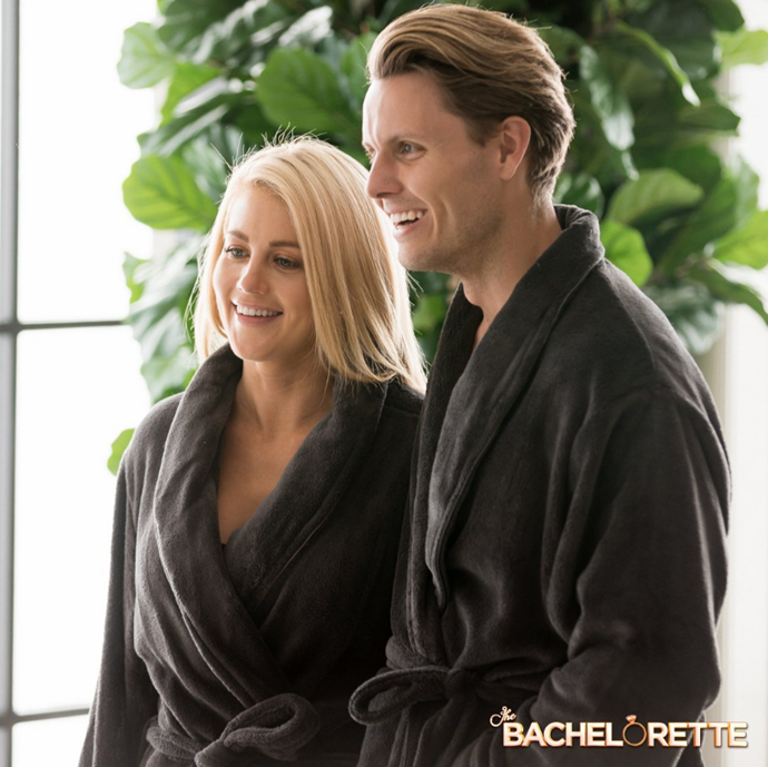 It took seven episodes, and an intervention from Ali's best friend Jess and cousin Bianca, but Todd finally scored a single date. And it was well worth the wait. <br><br> For their romantic date, Ali took Todd to meet Australian designer Daniel Avakian. They designed outfits for each other, and sparks were flying as they relaxed in bath robes during their fitting.