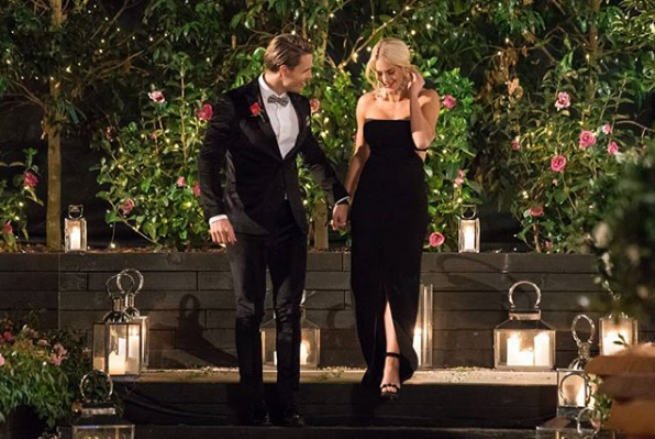 """When Todd and Ali walked in to the cocktail party after their designer date, their chemistry was undeniable. So much so, that [Charlie decided to give Todd an awkward lecture.](https://www.nowtolove.com.au/reality-tv/the-bachelorette-australia/bachelorette-charlie-newling-controlling-ali-oetjen-52136