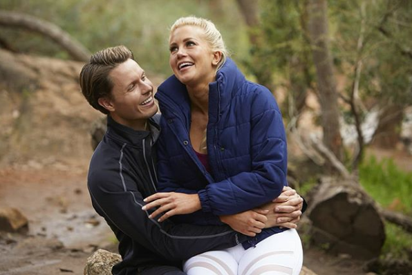 During the hometown visits episode, Todd took Ali home to Perth to meet his beloved family. <br><br> The couple seemed overjoyed to be back in each other's company for the day, with Ali literally skipping over to greet Todd.