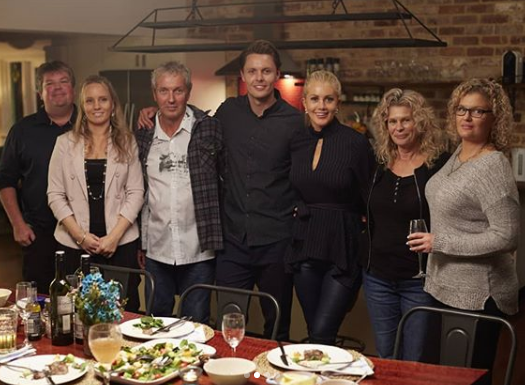 """During the hometown visit, Todd's sister Kerryn made her reservations known to Ali. <br><br> """"Todd being head over heels for Ali makes me worried,"""" Kerryn said, before questioning Ali about her intentions being on the show, and her plans for the future. <br><br> But in the end, all was well, with Kerryn saying """"I do believe her answers, I believe she likes him and I think she's a lovely person."""""""