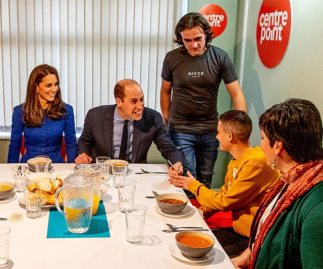 Guests shared some amusing moments with the royals. *(Image: Getty)*