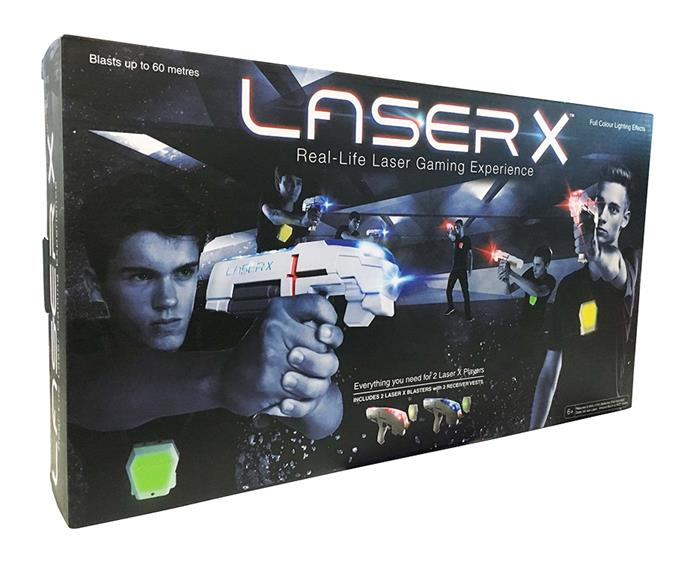 "[Laser X Double Pack](https://www.myer.com.au/p/laser-x-641536390-641536480-1|target=""_blank""|rel=""nofollow""), now $39"