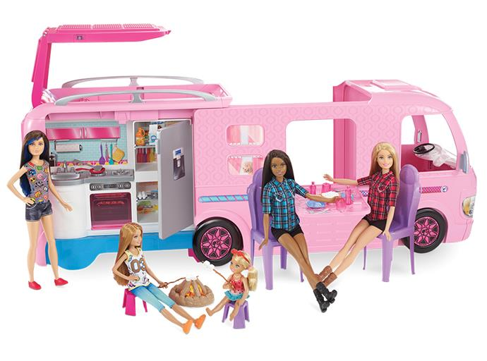 "[Barbie Dream Camper](https://www.myer.com.au/p/barbie-dream-camper-393184540-501497920 target=""_blank"" rel=""nofollow""), now $79"