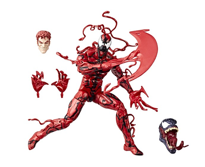 "[Marvel Assorted 6"" Legends Figures Thor, Black Panther, Avengers & Venom](https://www.myer.com.au/p/assorted-venom-6inch-legends-607727620-644887180|target=""_blank""|rel=""nofollow""), now $30 each"