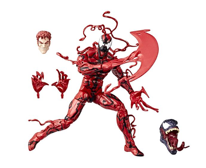 "[Marvel Assorted 6"" Legends Figures Thor, Black Panther, Avengers & Venom](https://www.myer.com.au/p/assorted-venom-6inch-legends-607727620-644887180 target=""_blank"" rel=""nofollow""), now $30 each"