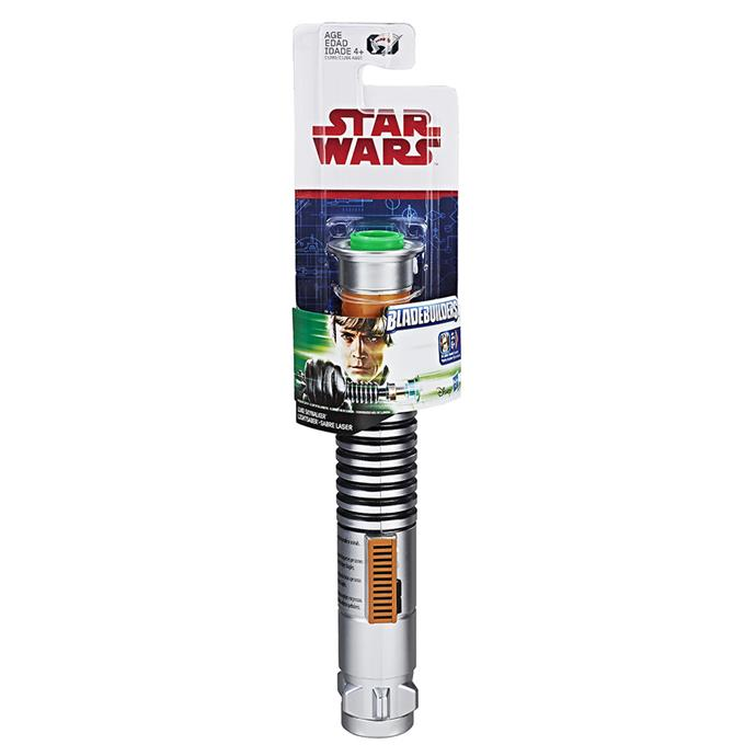 "[Star Wars Assorted Episode 8 Extendable Lightsaber](https://www.myer.com.au/p/star-wars-781685660-550793620--1|target=""_blank""|rel=""nofollow""), now $15 each"