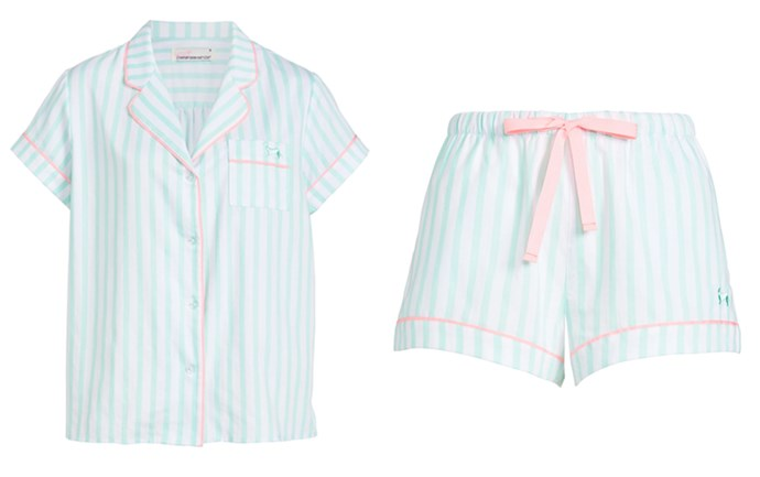 """Peter Alexander Mint Candy Stripe [PyjamasTop](https://www.peteralexander.com.au/shop/en/peteralexander/mint-candy-stripe-shirt?colour=MINT