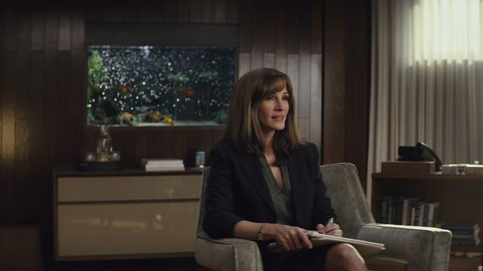 Julia Roberts in *Homecoming*.