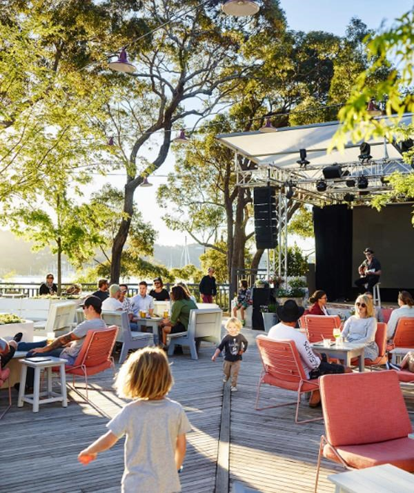 There's lots of space to run around at The Newport on the beautiful Northern Beaches. *(Image: The Newport)*