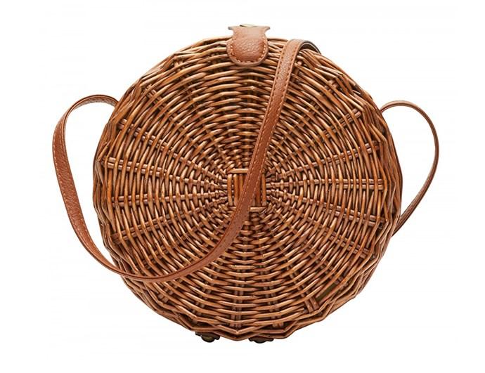 "Gigi Cross Body Bag, $59.95 at [Sussans](https://www.sussan.com.au/accessories/gigi-cross-body-bag-natural-all|target=""_blank""|rel=""nofollow"")"
