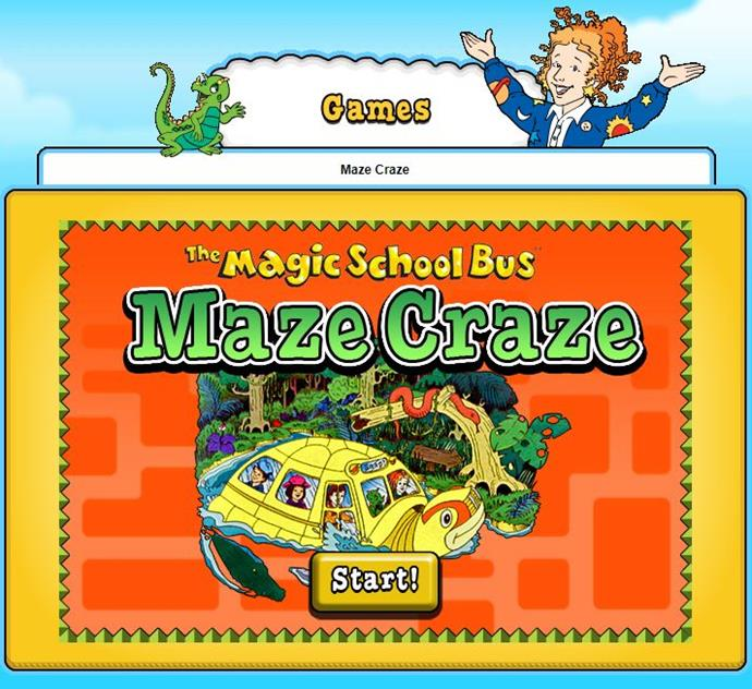 A puzzle that will keep them occupied. *(Image: Scholastic)*