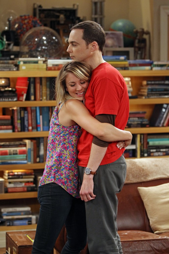 Sheldon was never the emotionally demonstrative type, as Penny seems to be discovering.