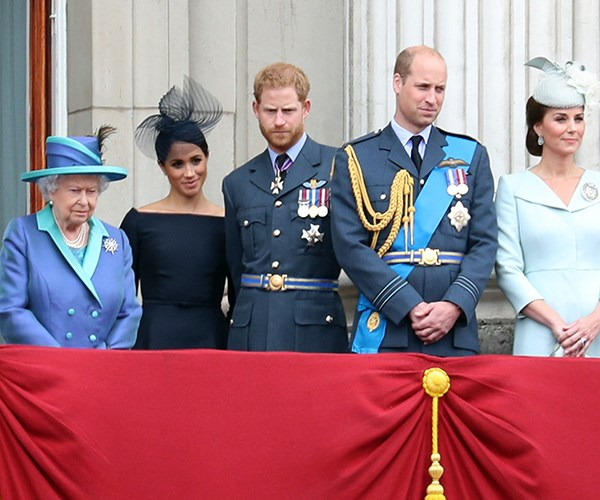 Queen Elizabeth is making the appropriate arrangements for the young royals to take over. *(Image: Getty Images)*
