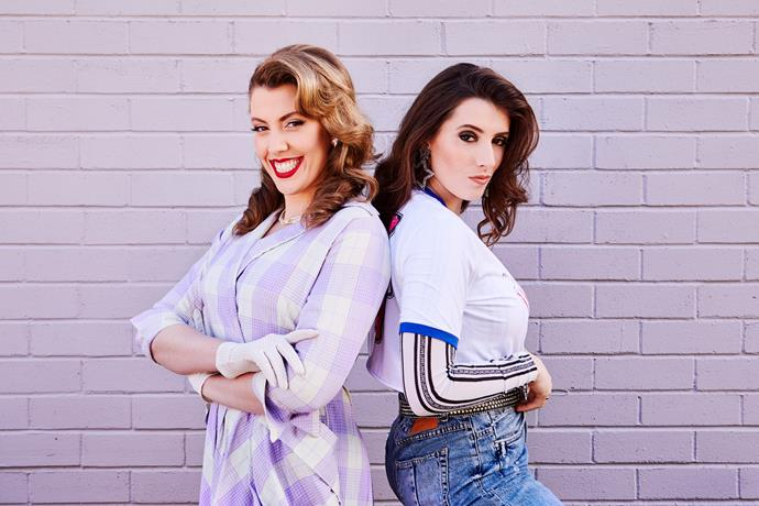 Hannah & Eliza Reilly
