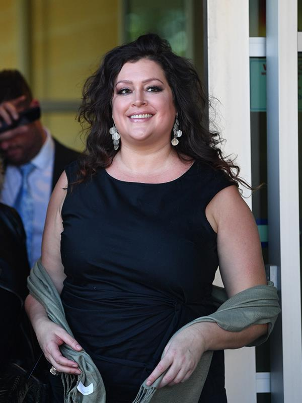 Tziporah pleaded guilty to assaulting her ex-partner in May 2018. *(Image: AAP)*