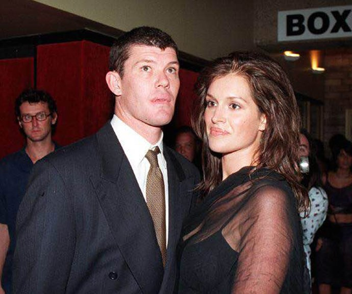 Tziporah Malkah and James Packer dated for five years. (Image: Instagram @tziporahmalkahofficial)*