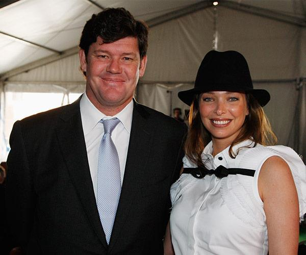 Erica was formerly married to billionaire James Packer and shares three children with him. *(Image: Getty Images)*