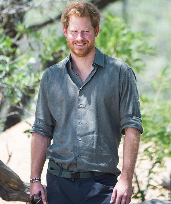 Prince Harry has a long affiliation with Africa. In 2006, he launched Sentebale with Prince Seeiso of Lesotho.