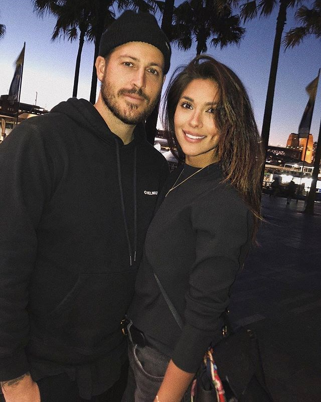 Pia and partner Tyson Mullane announced their engagement late last year. *(Image: Instagram / @pia)*