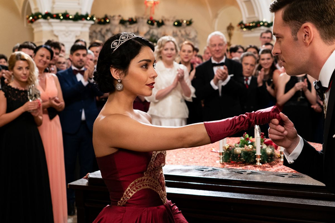 "***The Princess Switch* (2018, Netflix)** <br><br> Lookalike strangers Stacy de Novo (Vanessa Hudgens) and Lady Margaret Delacourt, Duchess of Montenaro (also, Vanessa Hudgens) trade places for a day to see how the other half live. Of course, romance ensues when Stacy meets Margaret's arranged fiancé Prince Edward of [Belgravia.](https://www.nowtolove.com.au/celebrity/movies/netflix-the-princess-switch-twitter-52580|target=""_blank"")"
