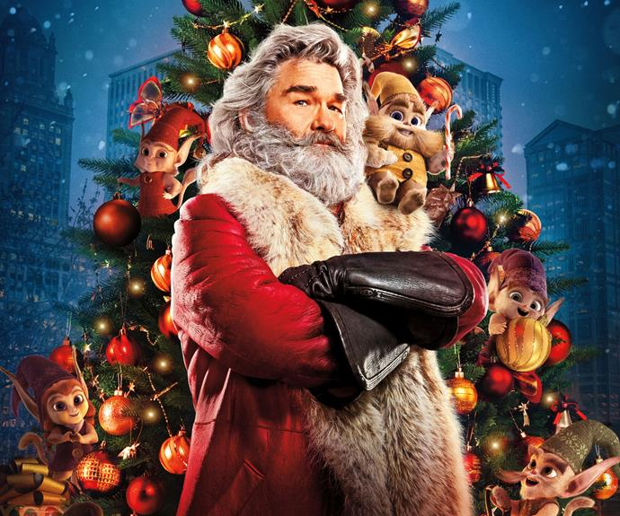 ***The Christmas Chronicles* (2018, Netflix)** <br><br> Siblings Kate and Teddy Pierce create a plan to capture Santa Claus (Kurt Russell) on Christmas Eve. When the plan goes awry, they join forces - but can they save Christmas?