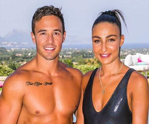 After they walked away with $50K prize money, Tayla dumped Grant just two weeks after the *Love Island* finale. *(Image: Nine Network)*