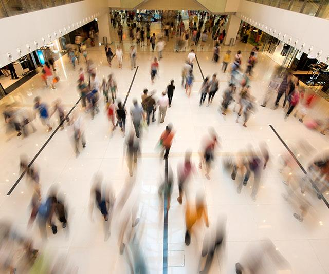 The shopping frenzy of Black Friday is comparable to Boxing Day madness. *(Image: Getty)*