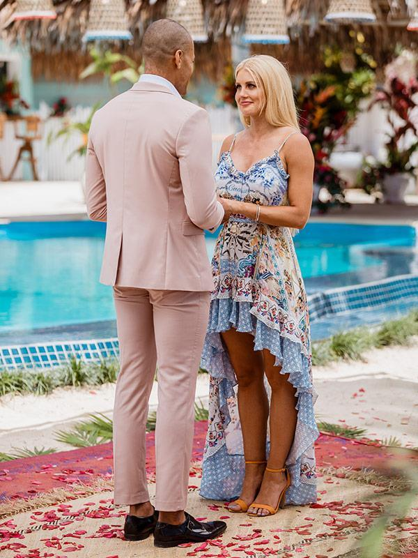 Trouble in Paradise: Ali and Grant broke up after Ali reportedly cheated on her American boyfriend with his housemate. *(Image: Network Ten)*