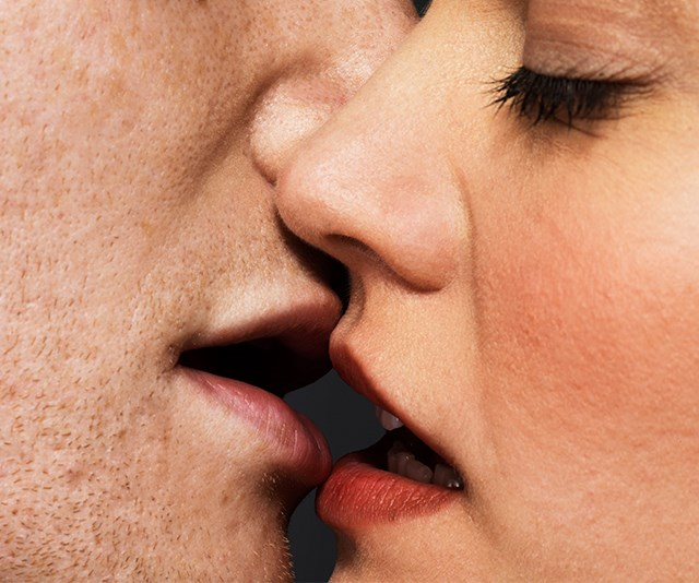 He leant down and whispered in my ear. *(Image: Getty Images)*