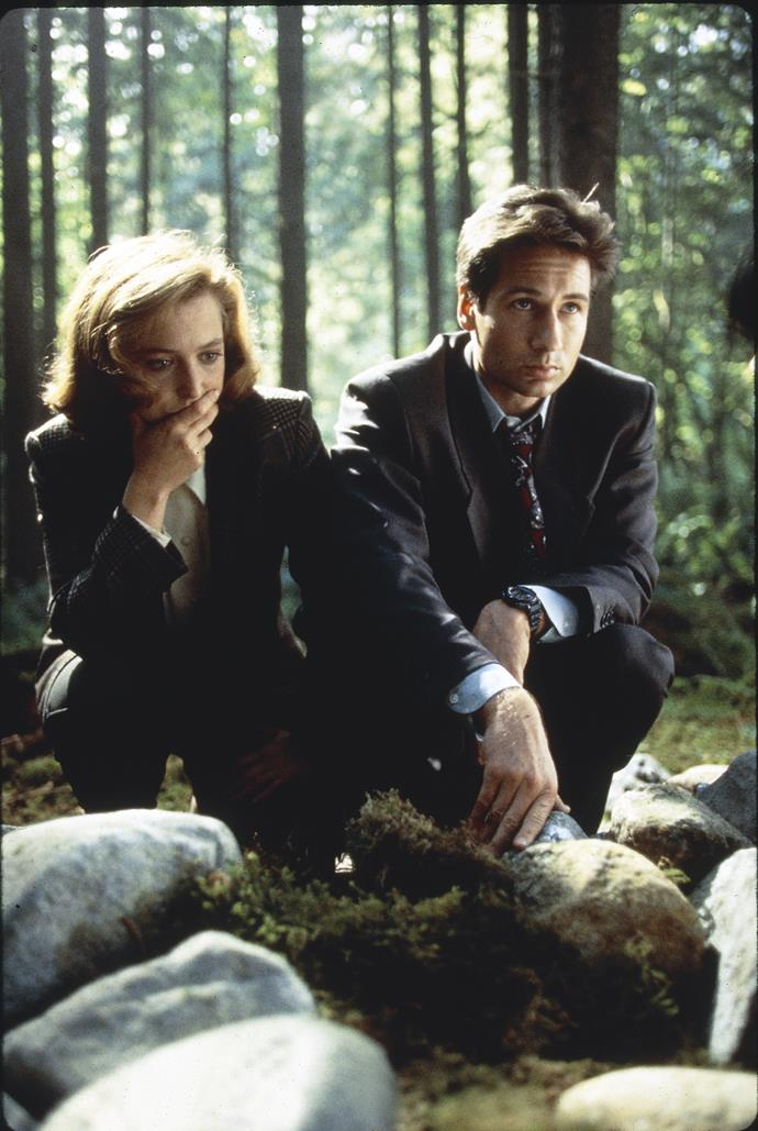 **THE X-FILES** <br><br> **Years on TV:** 1993-2002 <br><br> **Seasons:** 9 <br><br> **The show:** When the show hit screens in 1993, the chemistry between David Duchovny and Gillian Anderson  playing FBI special agents investigating unexplained, mind-bending cases − captured our imaginations.  <br><br> **The finale:** The 2002 finale was special because it brought back Agent Mulder (Duchovny), giving fans a chance to see him and Agent Scully (Anderson) together again.  <br><br> **Reboot chances:** A successful revival came with a 10th season in 2016, prompting an announcement last year of an 11th. The truth is still out there!