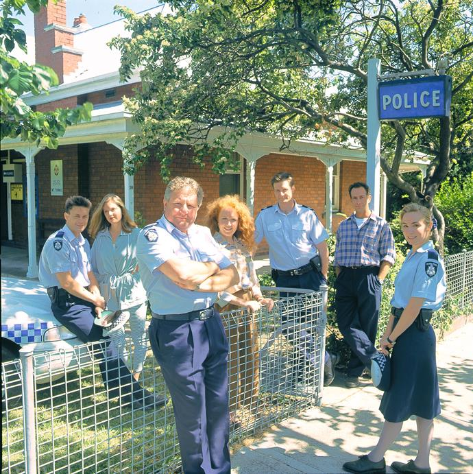 """**BLUE HEELERS** <br><br> **Years on TV:** 1994-2006 <br><br> **Seasons:** 13 <br><br> **The show:** It was led by Australia's most famous TV cop, Tom Croydon (John Wood), but is best remembered for the star power of [Lisa McCune](https://www.nowtolove.com.au/celebrity/tv/lisa-mccune-how-to-stay-married-52185