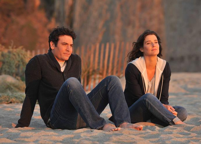 """**HOW I MET YOUR MOTHER** <br><br> **Years on TV:** 2005-2014 <br><br> **Seasons:** 9 <br><br> **The show:** Marshall Eriksen (Jason Segel) reveals his plan to propose to longtime girlfriend Lily Aldrin (Alyson Hannigan), prompting panic in their friend Ted Mosby (Josh Radnor) about the need to get moving if he's any chance of finding true love. The great appeal of the show is Neil Patrick Harris as Ted's mate Barney Stinson, who is never short of an outrageous opinion.  <br><br> **The finale:** Fans were angry about the depressing finale. Ted and longtime crush Robin Scherbatsky (Cobie Smulders) end up together in the present day because the titular mother died of cancer.  <br><br> **Reboot chances:** Forget it. Neil told *Variety* earlier this year that """"there are better ideas"""" than bringing back the comedy. We agree."""