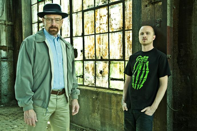 """**BREAKING BAD** <br><br> **Years on TV:** 2008-2013 <br><br> **Seasons:** 5 <br><br> **The show:** Arguably the greatest TV drama of all time, it was nail-bitingly intense due to the mastery of actor Bryan Cranston, who delivered a stunning performance as teacher-turned-drug-kingpin Walter White.  <br><br> **The finale:** There seemed no way that Walter, a man who had inflicted such misery, could escape the law. It was fitting that when Walter died in a hail of gunfire, it was to the tune of Badfinger's """"Baby Blue"""", which begins with the words, """"Guess I got what I deserve.""""  <br><br> **Reboot chances:** Creator Vince Gilligan was adamant *Breaking Bad* would not overstay its welcome. The closest he came to delighting fans was giving the show's dodgy lawyer, Saul Goodman, aka Jimmy McGill (Bob Odenkirk), the spin-off *Better Call Saul* in 2015."""