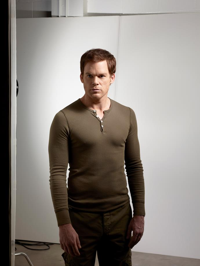 **DEXTER** <br><br> **Years on TV:** 2006-2013 <br><br> **Seasons:** 8 <br><br> **The show:** So chilling that it could leave you wanting to sleep with the light on, *Dexter* featured the seriously talented Michael C Hall in the title role – a blood-spatter expert who didn't just solve murders, he also committed them.  <br><br> **The finale:** The ending was hard to fathom, with serial killer Dexter Morgan living under a new identity as a lumberjack in Oregon.  <br><br> **Reboot chances:** There's half a chance the drama could right its series finale wrongs with a new take. Michael says he's open to the idea.