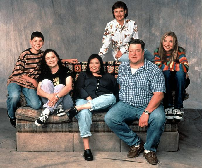 **ROSEANNE** <br><br> **Years on TV:** 1988-1997, 2018 <br><br> **Seasons:** 10 <br><br> **The show:** The sitcom starring the often outrageous Roseanne Barr and John Goodman was cutting-edge because of its brutally honest portrayal of a blue-collar US family.  <br><br> **The finale:** The ninth season was panned, with Roseanne revealing in the finale that the entire season had been a work of fiction within fiction and the heart attack her husband Dan Conner (Goodman) suffered at daughter Darlene's (Sara Gilbert) wedding in season eight was actually a widow-maker.  <br><br> **Reboot chances:** The recent hit revival ended in tears when ABC Entertainment cancelled the show after a racist tweet from Roseanne. The good news is that work is now underway on a Roseanne-less spin-off called *The Conners.*