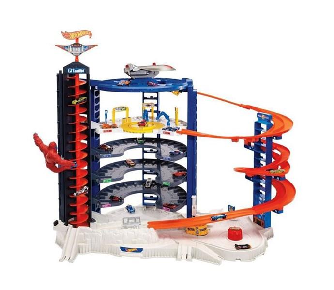 "[Hot Wheels Super Ultimate Garage](https://www.myer.com.au/p/hot-wheels-super-garage-607803500-551486800|target=""_blank""|rel=""nofollow""), now $199"