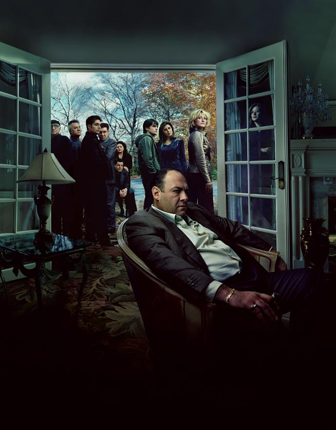 """**THE SOPRANOS** <br><br> **Years on TV:** 1999-2007 <br><br> **Seasons:** 6 <br><br> **The show:** The late, great James Gandolfini never skipped a beat as New Jersey-based mobster Tony Soprano, who regularly plumbed the depths of depravity under the guise of a """"waste management consultant"""" for Barone Sanitation.  <br><br> **The finale:** The show's creator, David Chase, was widely criticised for a finale that many fans saw as a cop-out. The last episode, which agonisingly built the suspense around Tony meeting his family at a diner for dinner, ended abruptly with nothing but a black screen after Tony looked up to the camera, leaving us wondering if he was murdered.  <br><br> **Reboot chances:** Exciting news! Chase is currently working on a spin-off prequel movie to the series, titled *The Many Saints Of Newark*."""