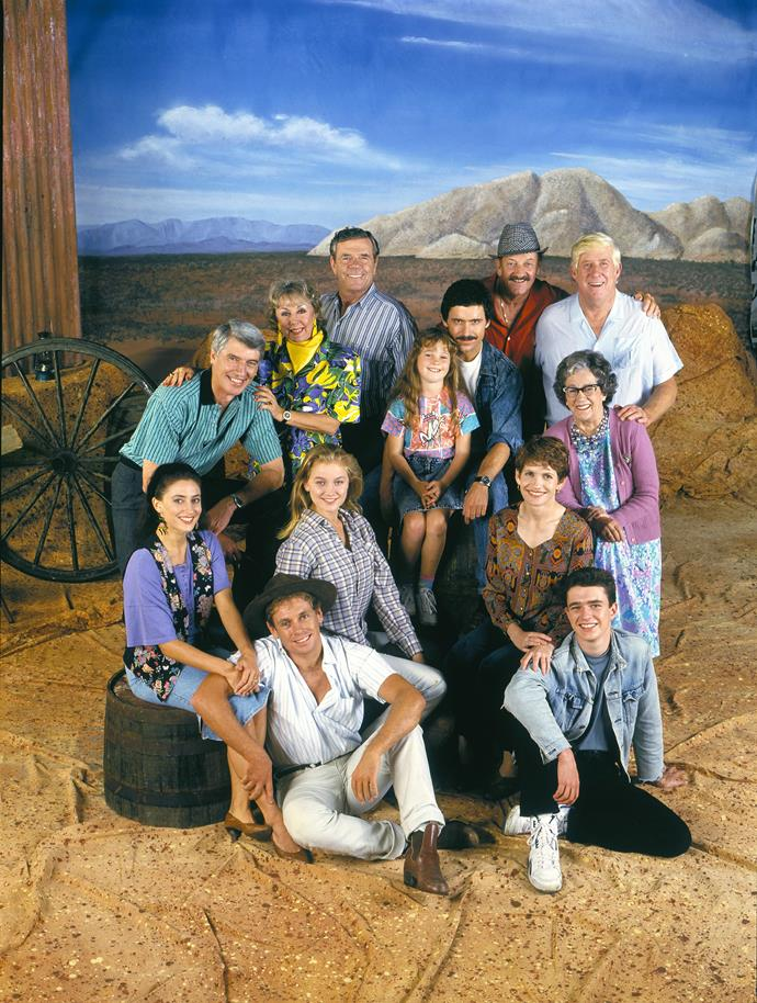 """**A COUNTRY PRACTICE** <br><br> **Years on TV:** 1981-1993 <br><br> **Seasons:** 13 <br><br> **The show:** One of Australia's greatest dramas, the show explored life in a small hospital in the fictional town of [Wandin Valley](https://www.nowtolove.com.au/celebrity/tv/a-country-practice-georgie-parker-brian-wenzel-52624