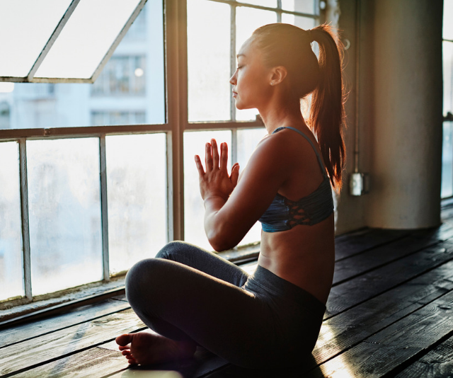 You've got to find a meditation style that resonates with you. *(Source: Getty)*