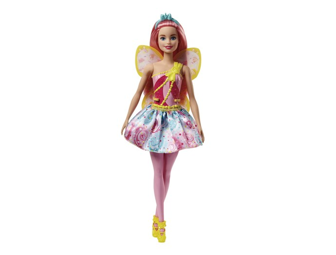 "[Barbie Assorted Fairy Dolls](https://www.myer.com.au/p/fairy-assorted-393184540-593561260|target=""_blank""
