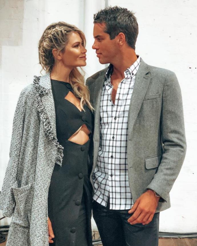 Megan and Jake are back on! *(Image: Instagram @megan.leto.marx)*