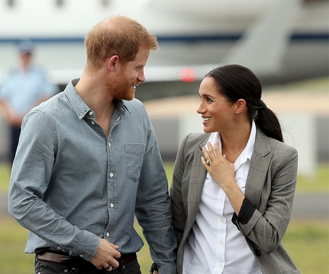 Harry and Meghan will move into new digs away from Kensington Palace. *(Image: Getty)*