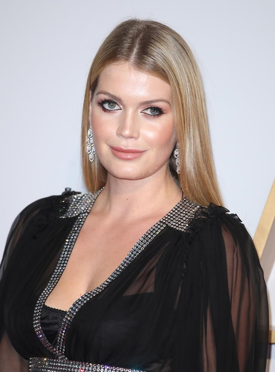 Lady Kitty Spencer now works as a model - and it's easy to see why, she's just stunning. *(Image: Getty)*